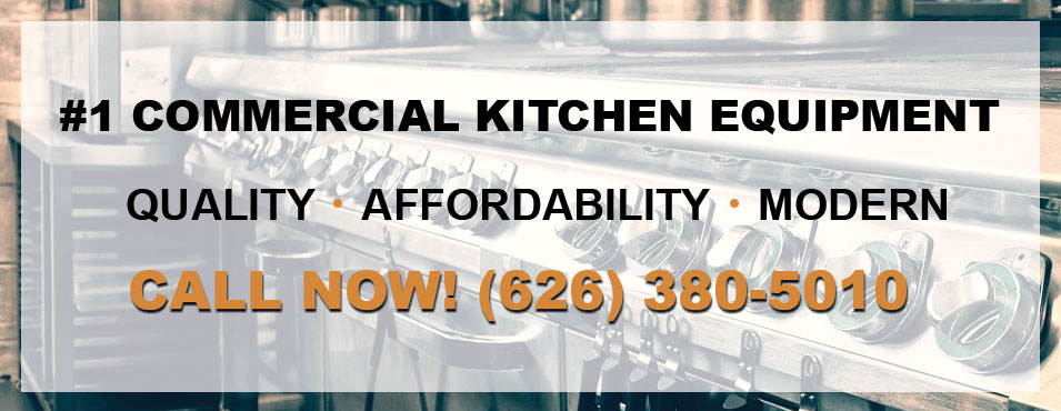 #1 commercial kitchen equipment